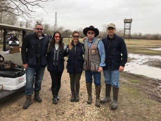 Seventh Annual Sporting Clays Tournament
